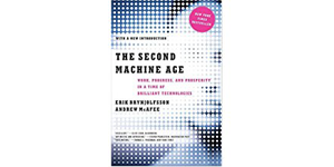 "BookTrek: A Review of ""The Second Machine Age: Work, Progress and Prosperity in a Time of Brilliant Technologies"""