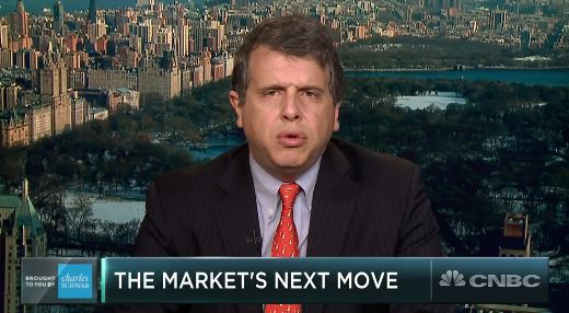 A 'Big Puke' is Coming in Markets