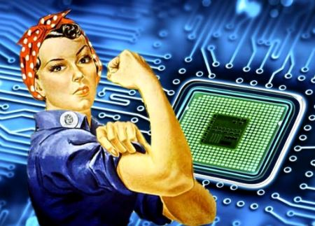 Gender Equality in Tech: China vs. US
