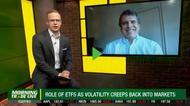 TD Ameritrade: Role of ETFs