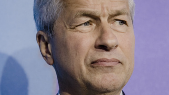 No One Puts Jamie Dimon In The Corner