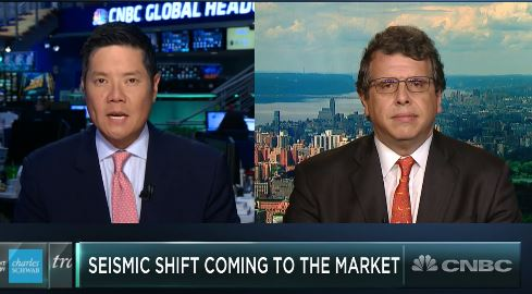 CNBC: 'Use extreme caution,' Nick Colas warns as S&P 500 plans massive tech shift