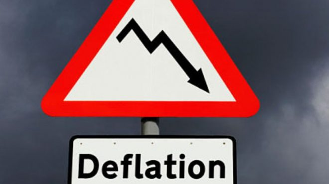 Deflation: Not Too Early To Worry