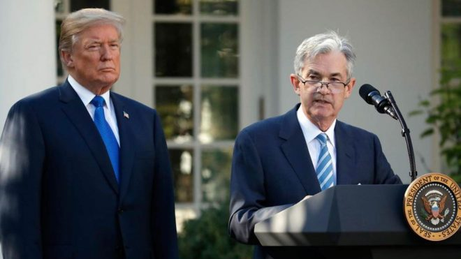 """Powell to Markets: """"You're Wrong"""""""