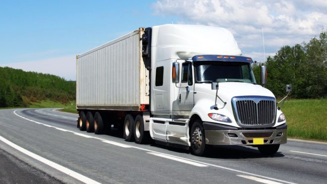 "Business Insider: ""Trucking stocks are getting whacked..."""