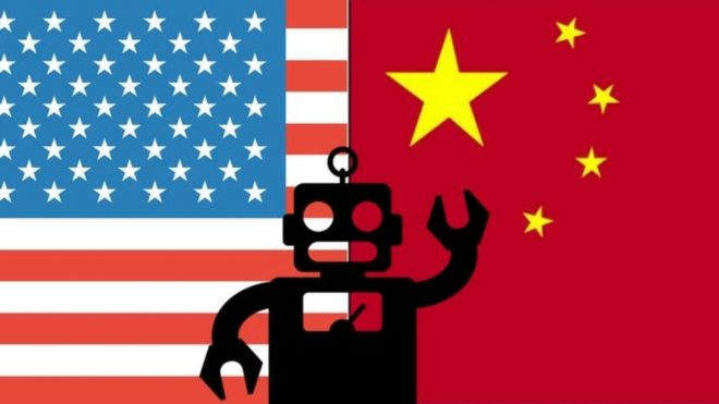 Why The US & China Dominate Tech-Enabled Disruption
