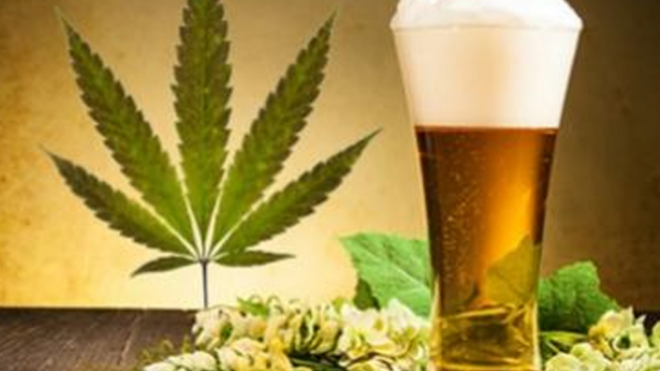 More Legal Marijuana, Less Beer