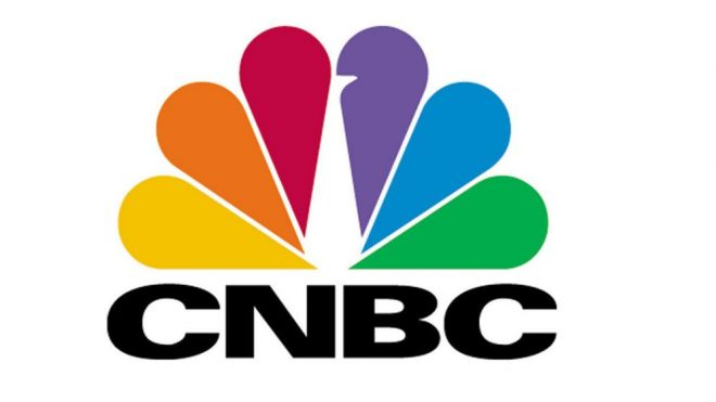 "CNBC: ""Powerful corporate profits and forecasts of more to come have investors cheering"""